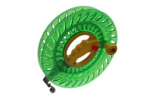 Winding reel 18cm green