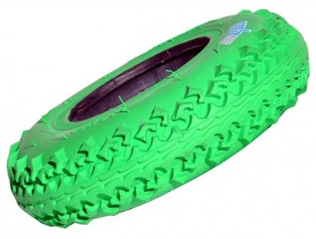 T3 Räder Grün, 1 Stück