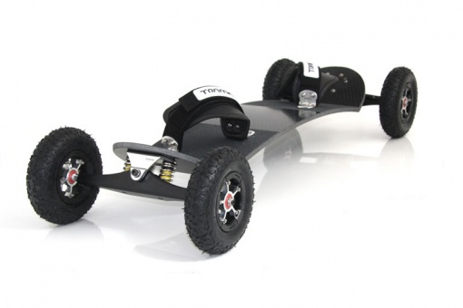 Mountainboard 663 silver