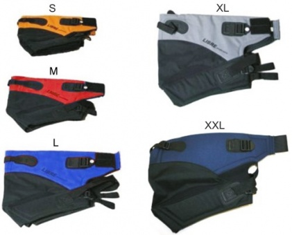 Libre Harness deLuxe XL