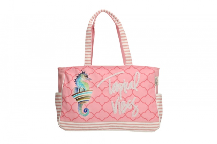 "PE-Florence Schultertasche ""Tropical Vibes"""