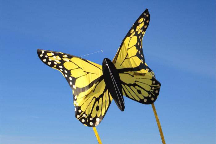 Bella Butterfly gelb