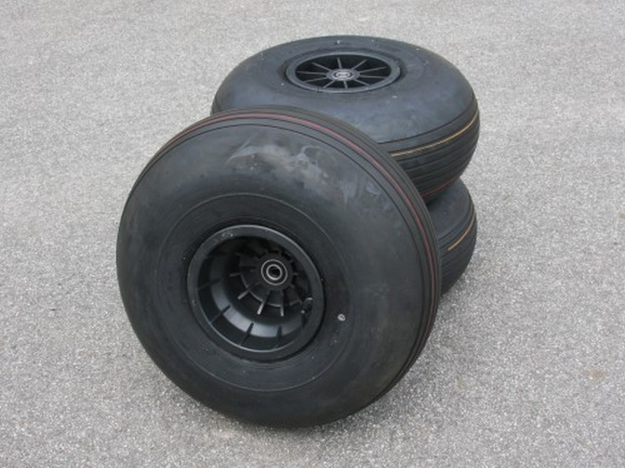 Wheel Big XL with 11 Grooves