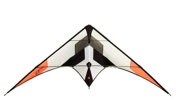 Black Pearl UL orange