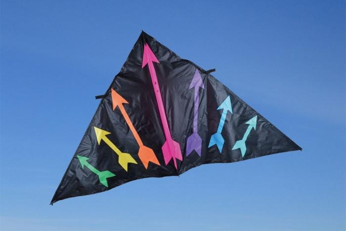 9 ft. Delta Rainbow Arrows