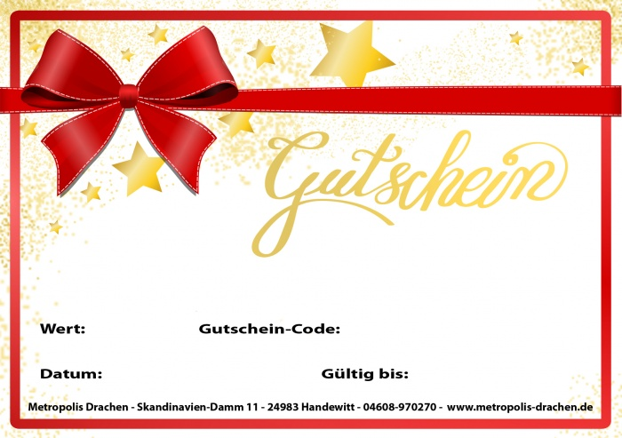 E-Mail voucher card Christmas 100 Euro
