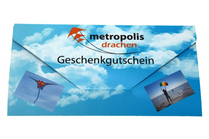 Voucher card with shipping