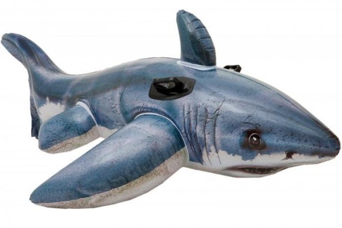 Intex Haifisch aufblasbar 173cm