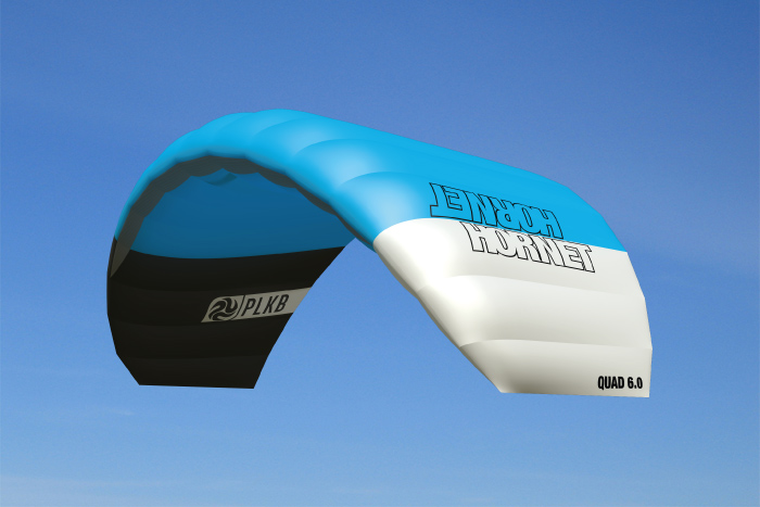 Hornet 6.0 m² – RTF Bar