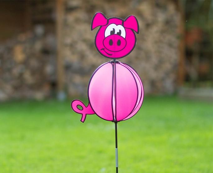 Spinning Ball Piggy