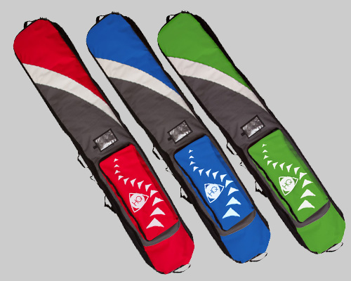HQ Pro line kite bag 130cm red
