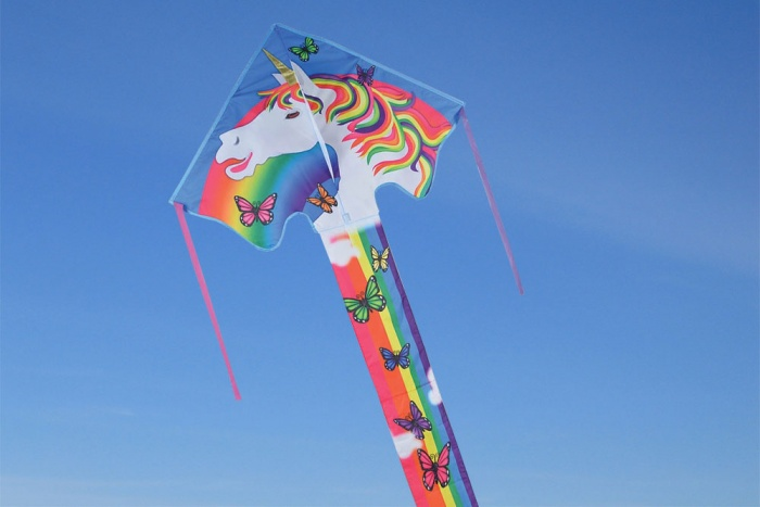 Large Easy Flyer Magical Unicorn