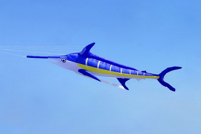 Marlin swordfish 7m