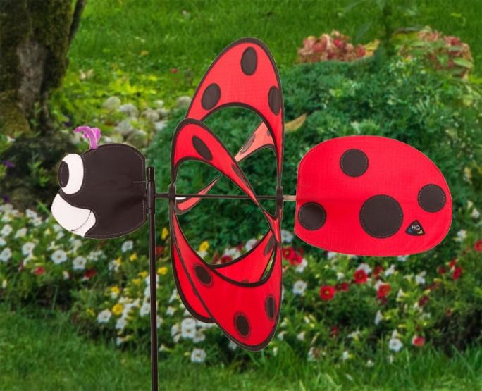 Paradise Critters Ladybug