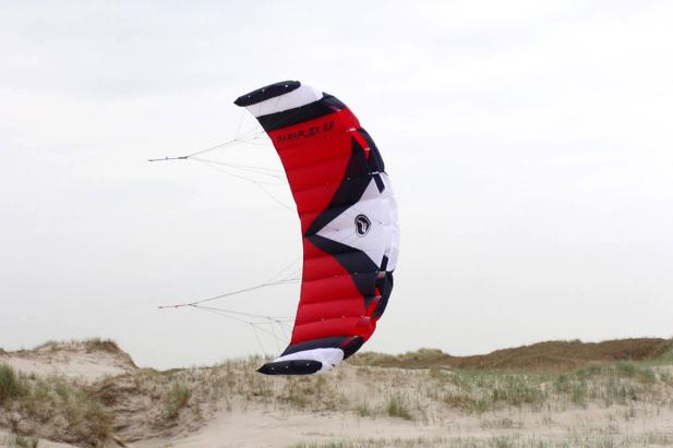 Paraflex Sport 2.3 red