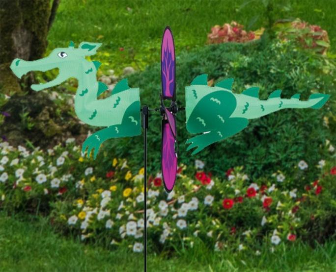 Petite windmill dragon