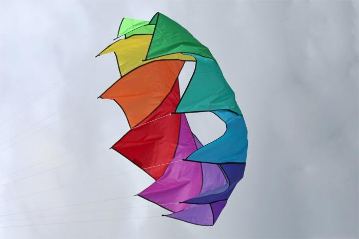 F-Stop Spinner 40 inch rainbow