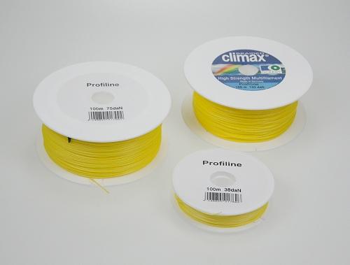 Climax Profiline 130kg, 100m Rolle