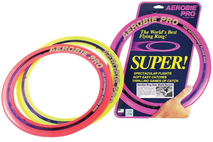 Aerobie Pro Ring yellow
