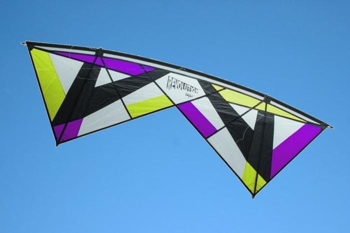 Revolution Reflex XX Purple/Lime/Black