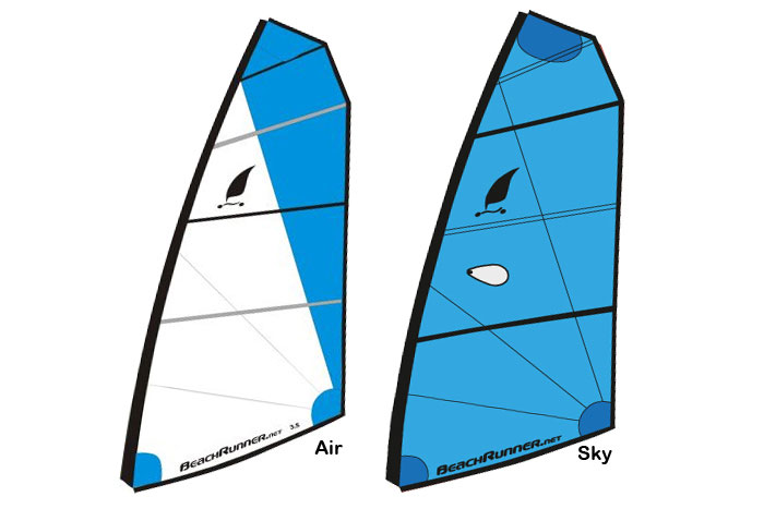 Beach Runner Sail