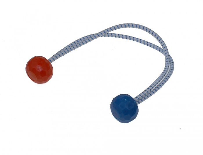 Sail binder with balls, set of 4