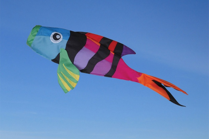 Sergeant Major Fish Windsock