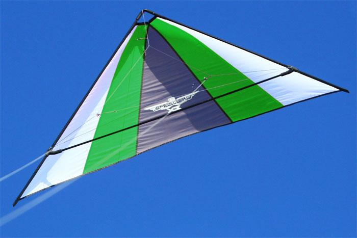 Speedwing X3 grün