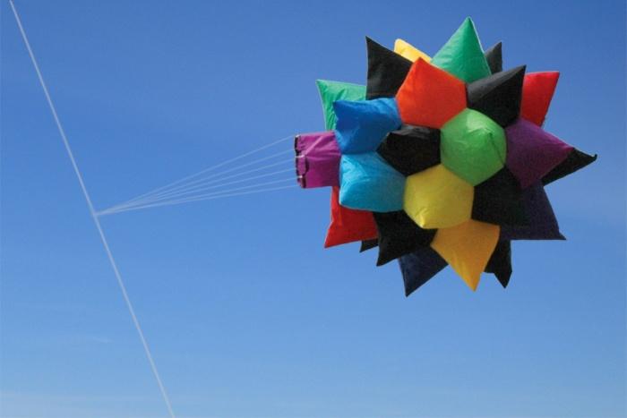 Spiky Orb rainbow