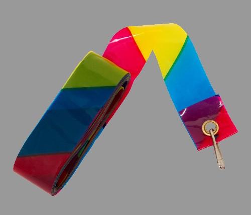 Stripe tails rainbow