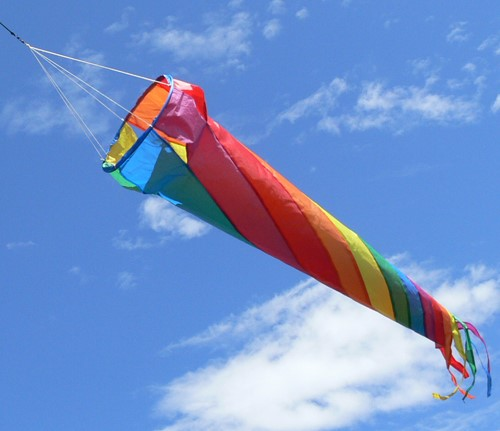 Turbine rainbow 180cm