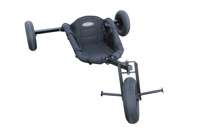 Zebrakites Buggy 125cm axle, including mud guard