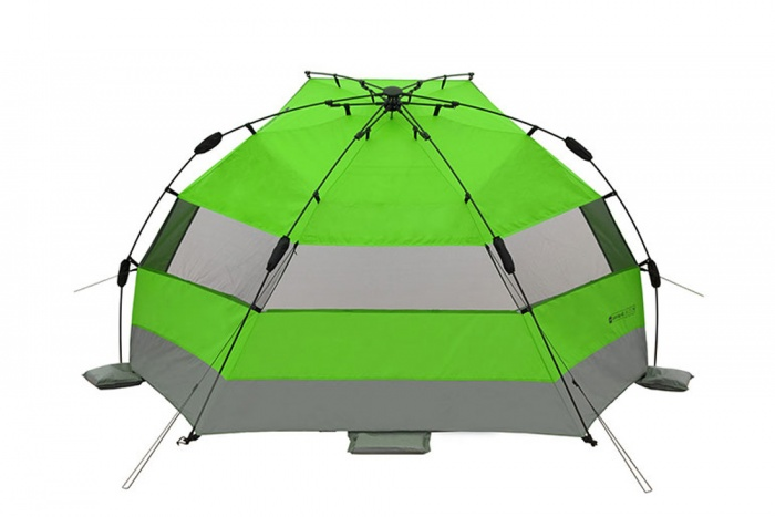Quick-Up-System Qeedo Quick Bay XL Beach Tent UV-protection