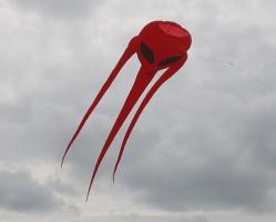 Alien 10m red