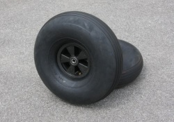 Wheel Big Foot light 21/12.00-8 Slick, 20mm axle