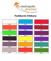 """Spinnaker """"Chikara"""" fluor green - 005"""