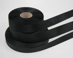 Dacron schwarz 10 cm, lfm.