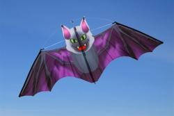 Dark Fang Bat Kite