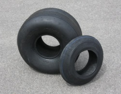 Tire BigFoot 21/12.00-8 with 11 grooves