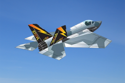 3D F-35 Lightning II