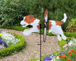 Petite windmill Jack Russel