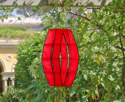 """HQ Hoffmanns Lampion """"XS"""" red"""