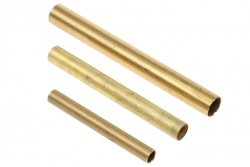 Brass connector 4mm