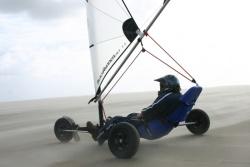 Micro Race 6.5 Edelstahl | mit verstärkter Hinterachse | mit verstärktem Baum