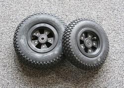Ersatzrad MTB 20cm Rad, Kugellager 9,5mm