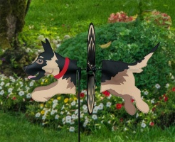Petite windmill shepherd