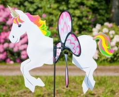 Petite Windrad Unicorn