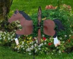 Petite Windrad Bay Horse