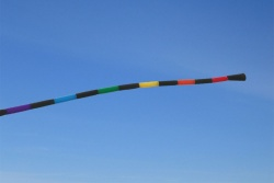 Spinnaker tube tail Tecmo Tecmo, 7,2m / 24ft