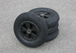 Wheel 4.80/4.00-8 12mm axle (20mm bearing with reducers)